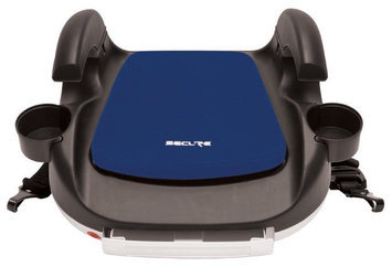 Secure RPM Deluxe Booster Car Seat - Black/Blue - 1 ct.