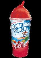 Hawaiian Punch Fruit Juicy Red Frozen Carbonated Beverage