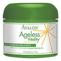 Avalon Organics Age-Less Revitalizing Cream 2 oz