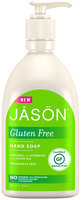 Jason Gluten Free Hand Soap Fragrance Free - 16 fl oz