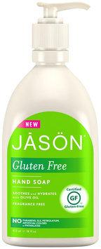 Jason Gluten Free Hand Soap Fragrance Free - 16 fl oz
