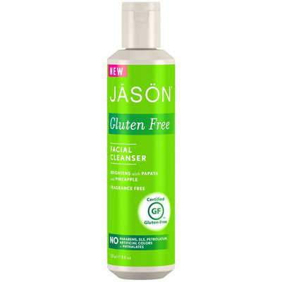 JĀSÖN Natural Products - Gluten Free Facial Cleanser Fragrance Free