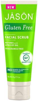 Jason Facial Scrub Gluten Free Fragrance Free 4 oz
