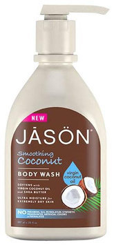 Jason Smoothing Coconut Body Wash 30 fl oz