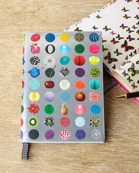 Christian Lacroix - Christian Lacroix Papier - Couture Candies A5 Layflat Notebook