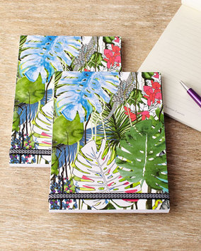 Large Exo-Chic Notebooks, Set of 3 Christian Lacroix