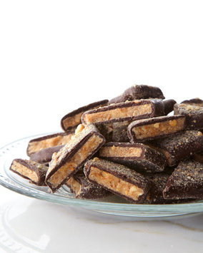 Neiman Marcus Almond Butter Crunch Toffee, DARK BROWN