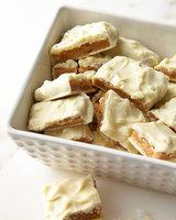 Horchow White Chocolate Cashew Brittle, WHITE