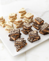 Horchow Chocolate Toffee Duo, MULTI COLORS