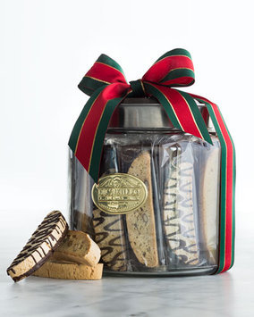 Dicamillo Baking Co Moderno Biscotti Jar