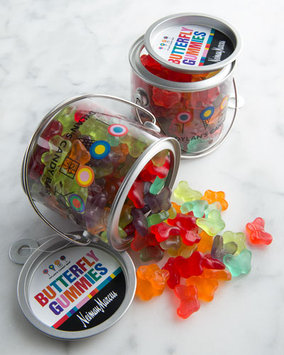 Butterfly Gummies in Paint Can - Dylan's Candy Bar