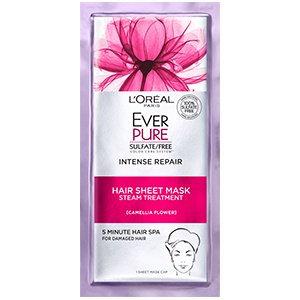 L'Oréal Paris EverPure Intense Repair Hair Sheet Mask