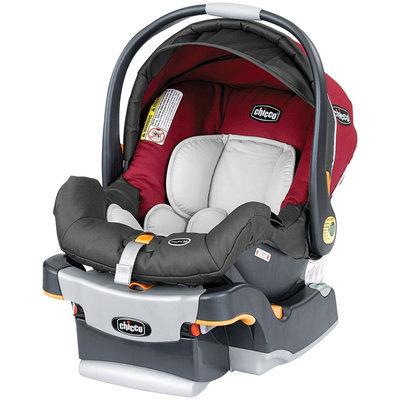 Chicco KeyFit Infant Car Seat- Granita Red/Gray