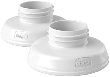 Chicco NaturalFit Breast Pump Adapter - White - 1 ct.