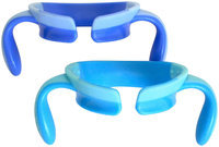 Chicco NaturalFit Bottle Handles - Blue - One Size - 1 ct.