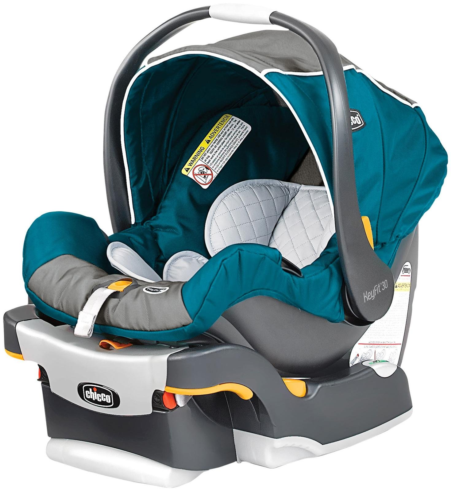 Chicco Keyfit 30 Infant Car Seat - Polaris - 1 ct.