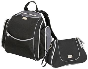 Chicco Urban Backpack & Dash Bag - Black