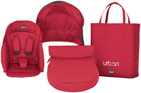Chicco Urban Color Pack - Red - 1 ct.