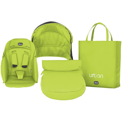 Chicco Urban Color Pack - Green - 1 ct.