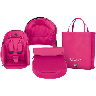 Chicco Urban Color Pack - Pink - 1 ct.