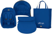 Chicco Urban Color Pack - Blue - 1 ct.