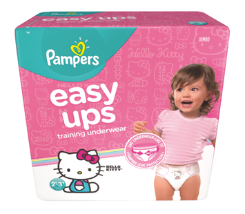 Pampers® Easy Ups™ Girls 2T-3T