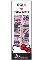 NCLA Hello Kitty Tweeds Nail Wraps
