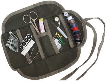Henley Brands WWII-Inspired Mending Kit - 50-Piece