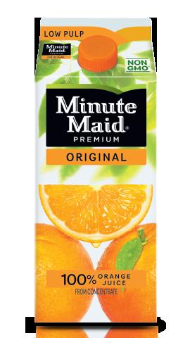 Minute Maid® Premium Original Orange Juice