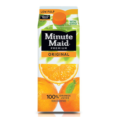 Minute Maid® Premium Original Orange Juice