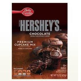 Betty Crocker™ HERSHEY'S™ Chocolate Cupcake Mix