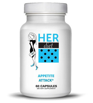 HERdiet Appetite Attack Dietary Supplement