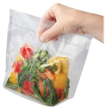 Foodsaver FSFSBF0316-000 13 Count 1 Gallon Food Saver Freezer Bags