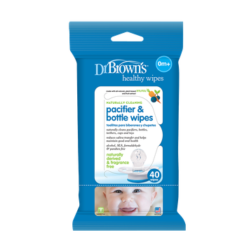 Dr. Brown's Pacifier & Bottle Wipes