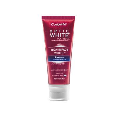 Colgate® OPTIC WHITE® PLATINUM™ HIGH IMPACT WHITE™ Toothpaste