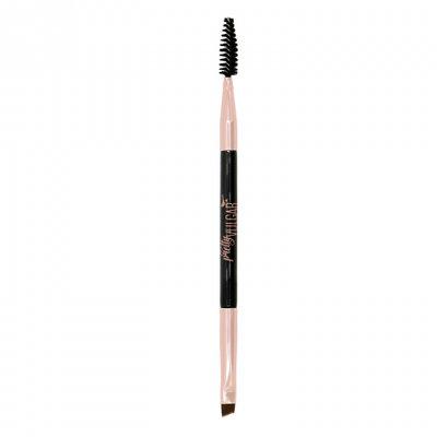 Pretty Vulgar High Standards Double-Sided Eyebrow Brush