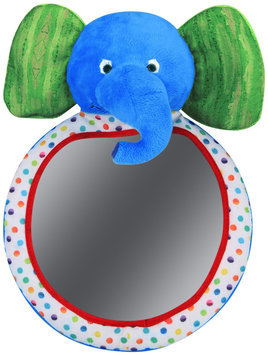 Eric Carle Back Seat Baby View Elephant Mirror