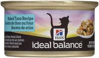 Hills Ideal Balance Baked Tuna Can Cat Food