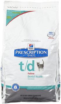 Hill's Prescription Diet t/d Feline Dental Health