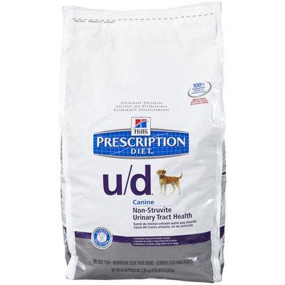 Hill's Prescription Diet u/d Canine Non-Struvite Urinary Tract Health