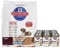 Hill's Science Diet Adult Grain Free Lamb and Potato Entree Canned