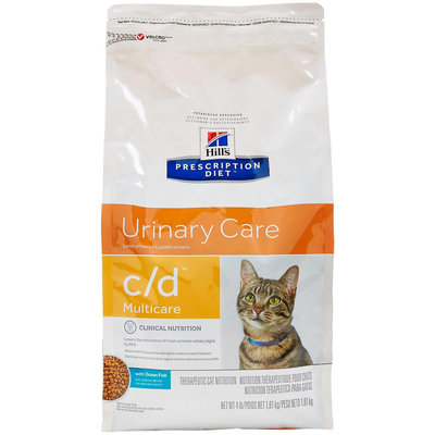 Hill's Prescription Diet c/d Multicare Feline Urinary Care