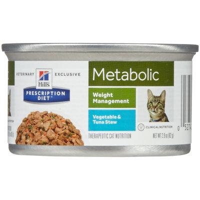 Hill's Prescription Diet Metabolic Feline Weight Management