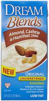 Dream Almond Cashew Hazelnut Dream Blends, Unsweetened, 32 oz