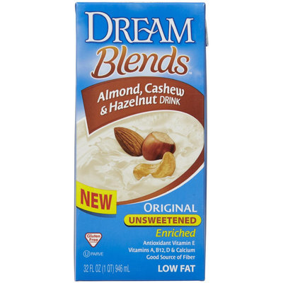 Dream Almond Cashew Hazelnut Dream Blends, Unsweetened, 32 oz