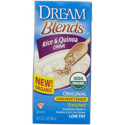 Imagine Dream - Organic Rice & Quinoa Drink Original Unsweetened - 32 oz.
