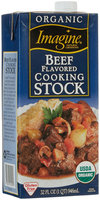 Imagine Foods Organic Cooking Stock Beef Flavored 32 fl oz