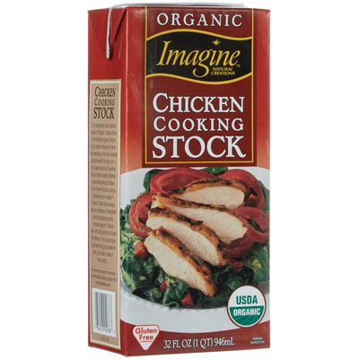 Imagine Foods Organic Cooking Stock Chicken 32 fl oz