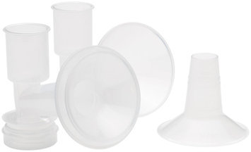 Ameda Custom Breast Flanges with Inserts - Medium/Large