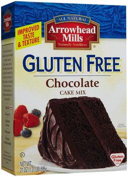 Arrowhead Mills 01729 Arrowhead MillsChocolate GF Cake Mix- 6x21 Oz